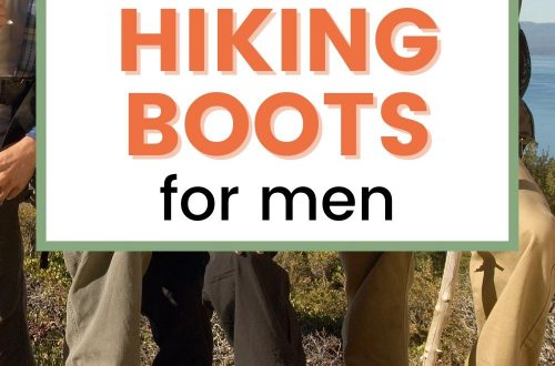 Group of hikers text overlay 10 Ultimate Hiking Boots for Men