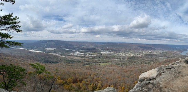 Bluff Trail Chattanooga